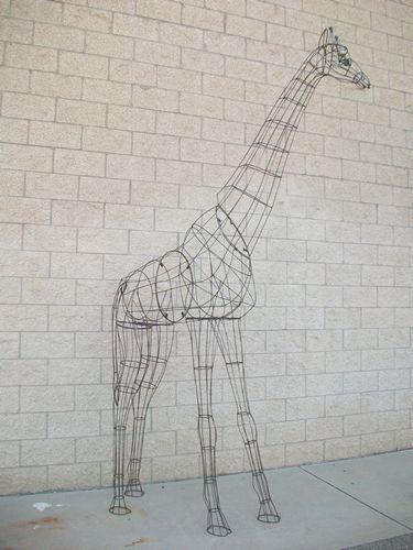 Custom Made Topiary Forms | Disney, Horse & Dinosaur Topiaries