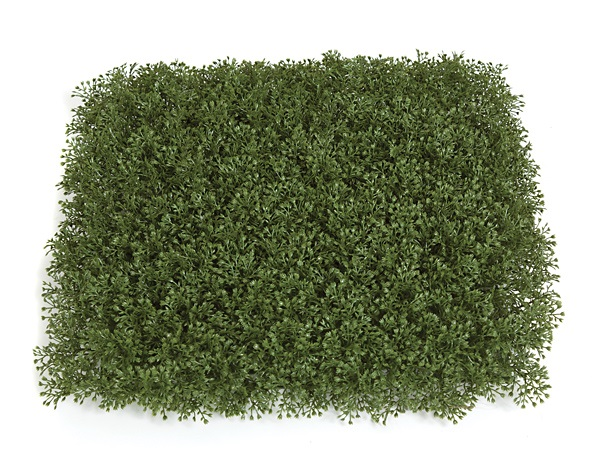 Plastic Honey Moss Mat Limited UV Protection (IFR)