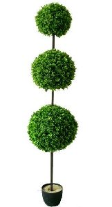 Artificial Topiary Trees, Ball Topiary, 6 feet   Boxwood Ball Topiary