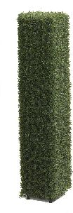 Artificial Topiary Trees, Hedge Topiary, Tall Mini Tea Leaf Hedge