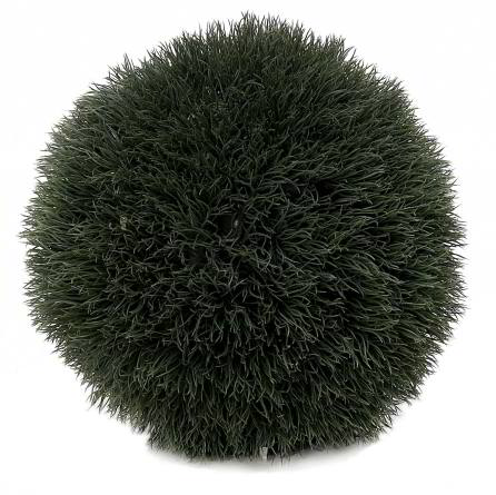 Artificial Topiary Trees, Ball Topiary, 9 inch Hakea Ball