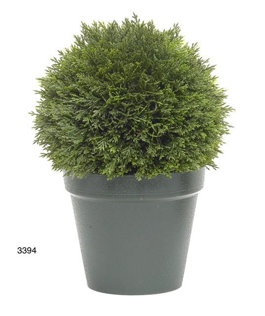 artificial topiary trees, ball topiary, 10 inch cedar topiary Artificial Topiary Trees