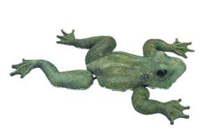 Frog Floater, 13 Inch x 6 Inch x 2 Inch