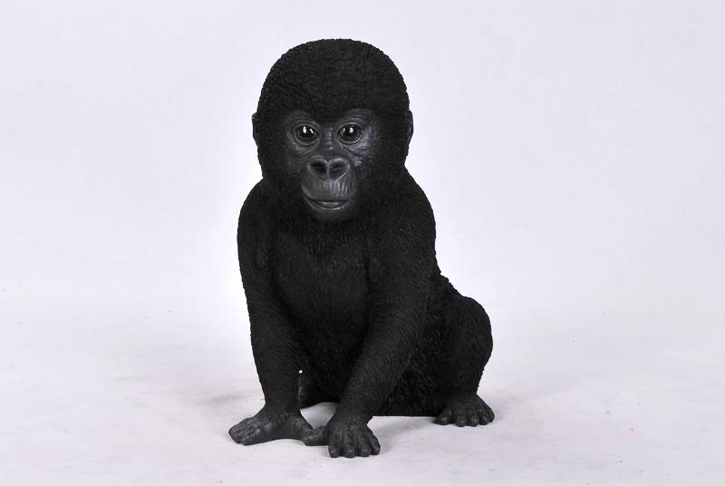 Gorilla Baby, 7 Inch x 5 and 75 Inch x 9 Inch