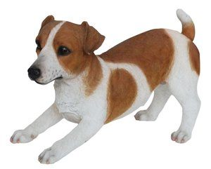 Dog Jack Russel Terrier, 15.5 Inch x 7 Inch x 10 Inch