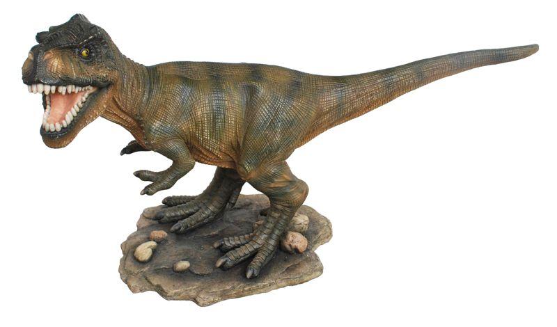 Dinosaur Tyrannosaurus Rex, 43\'\' x 15.5\'\' x 22\'\'