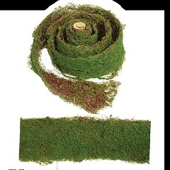 Artificial Moss Roll 4 inch   x 6 inch