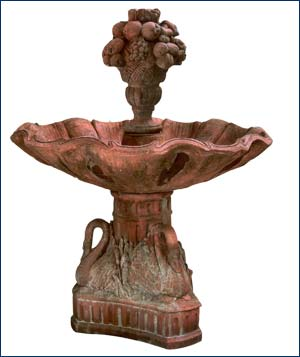 FT150T, Shop for Large Terracotta Pedestal | TopiaryTree.NET