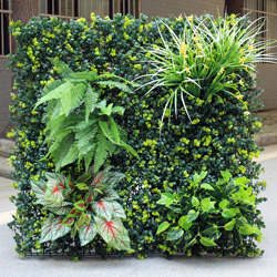 Artificial Vertical Garden L004