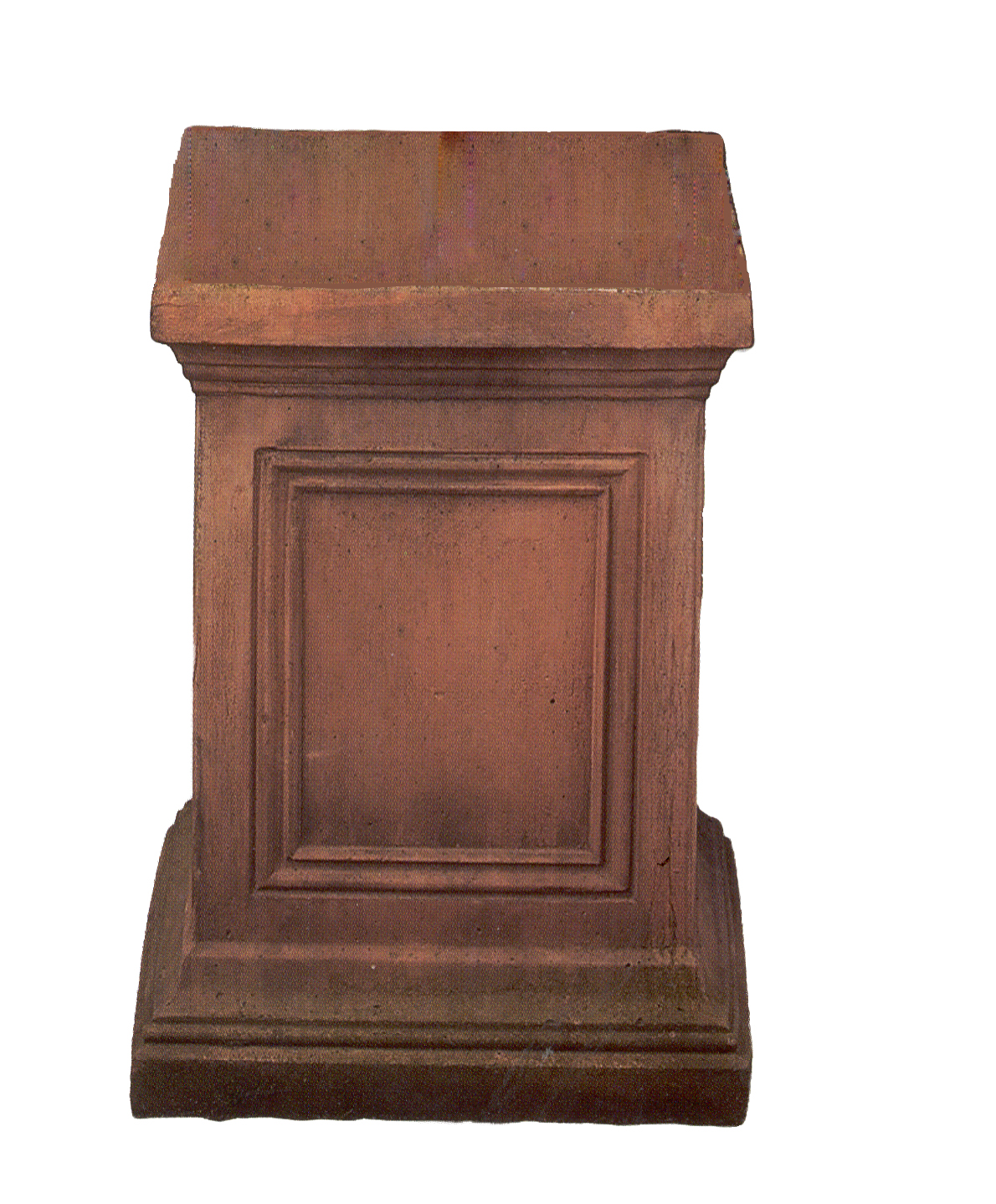 OPD02T, Shop for a Terracotta Pedestal | TopiaryTree and NET