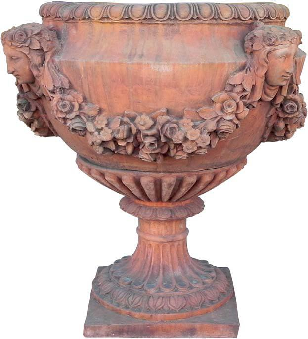 OST05T, Shop for Buckingham Terracotta Urn | TopiaryTree and NET