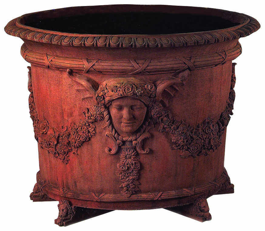 OST12TP, Shop for Parisian Terracotta Pot