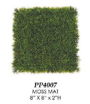 Artificial Topiary Trees, Topiary Wall, Moss Mat 8