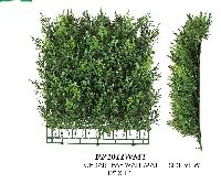 Artificial Topiary Trees, Topiary Wall, Cedar Leaf Wall Mat