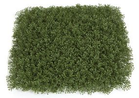10 inch   Plastic Honey Moss Mat