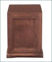 OPD01T, Shop for Large Terracotta Pedestal | TopiaryTree.NET