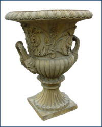 OPT115TC Shop for Beautiful Terracotta Planter | Cotswold finish Windsor Urn