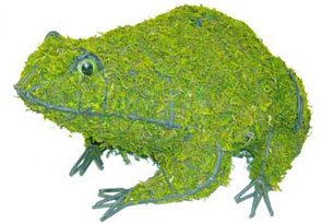 Frog, 12 inch  (Mossed) 12 inch  x 28 inch  x 24 inch