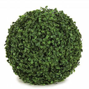12 Inch Boxwood Ball