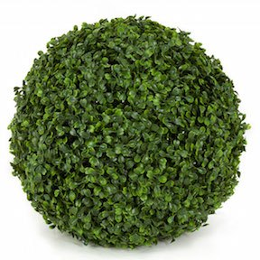 14 Inch Boxwood Ball