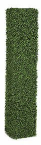 4 Foot Plastic Boxwood Column
