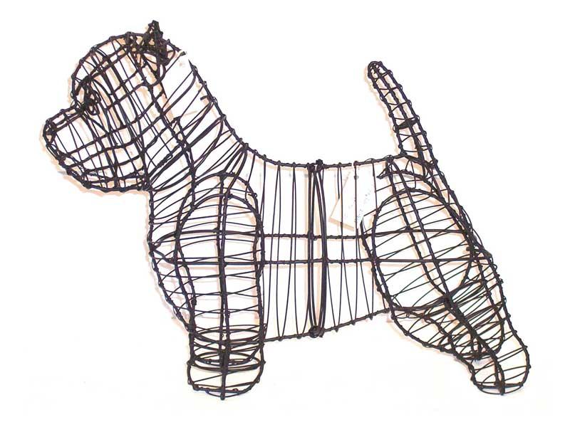 Metal Wire Topiary Frames   Custom Animal Topiaries